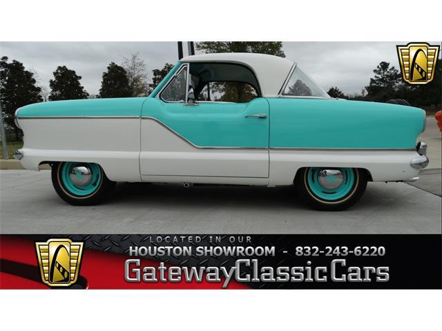 1960 Nash Metropolitan | 753828