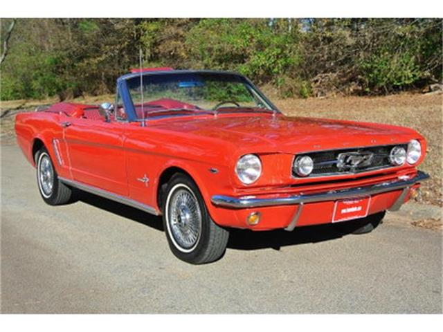 1965 Ford Mustang | 753864