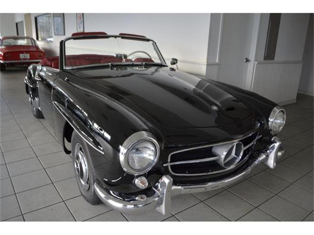 1961 Mercedes-Benz 190SL | 753875