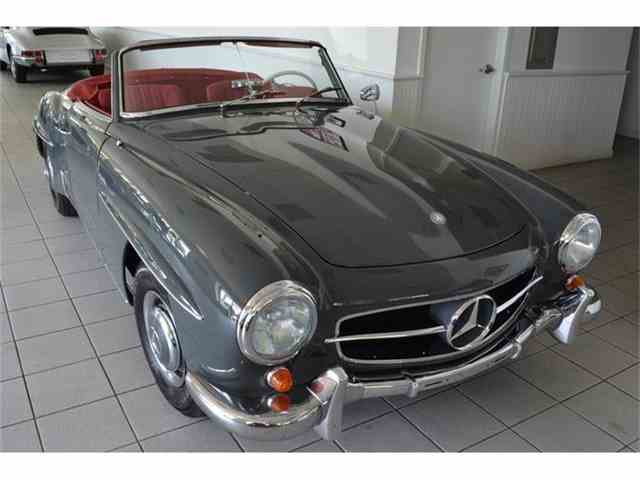 1957 Mercedes-Benz 190SL | 753892