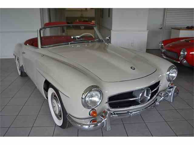 1963 Mercedes-Benz 190SL | 753894