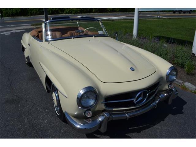 1960 Mercedes-Benz 190SL | 753895