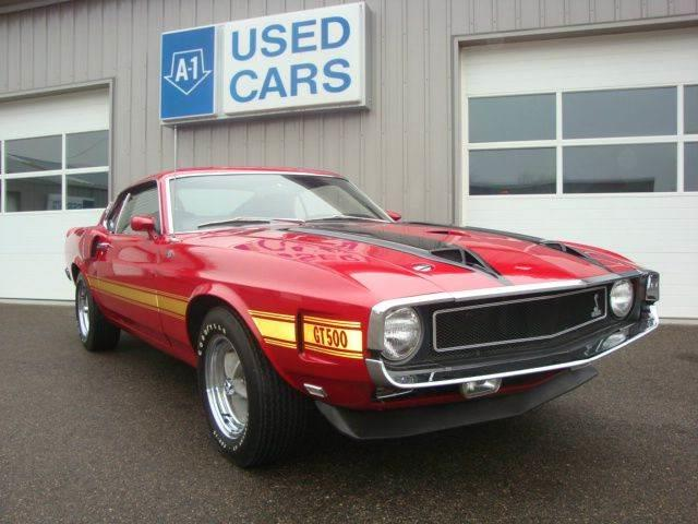1970 Shelby GT500 | 753903