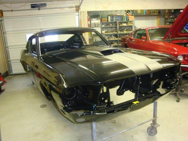 1968 Ford Mustang   753904