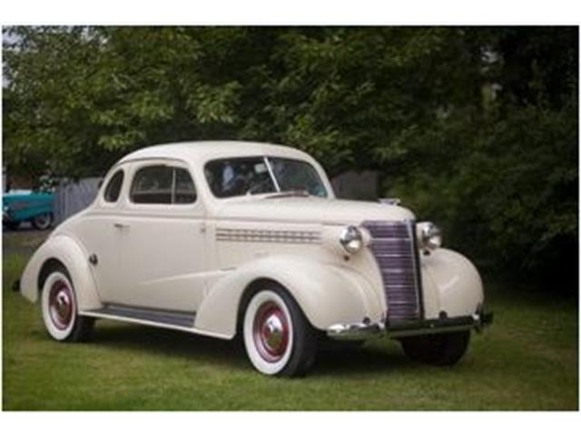 1938 Chevrolet Coupe | 753917