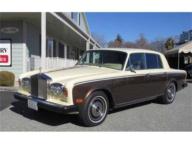 1978 Rolls-Royce Silver Shadow II | 753919