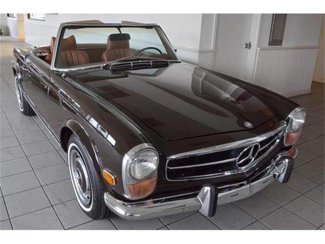 1971 Mercedes-Benz 280SL | 753969
