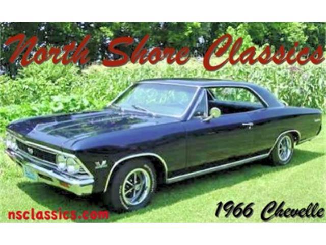 1966 Chevrolet Chevelle | 753970