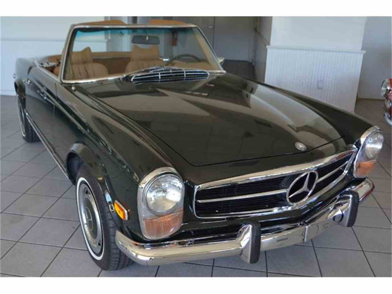 1971 Mercedes Benz 280sl For Sale Cc