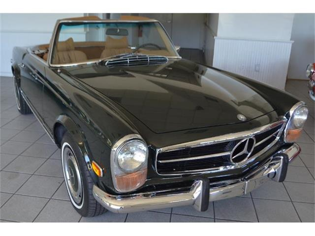 1971 Mercedes-Benz 280SL | 753974