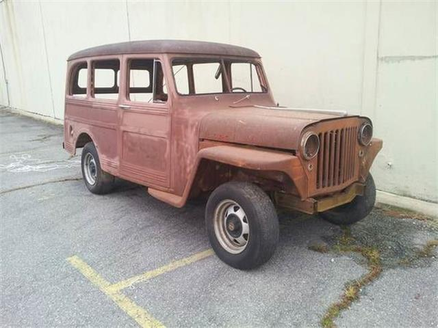 1949 Willys Jeep | 753975