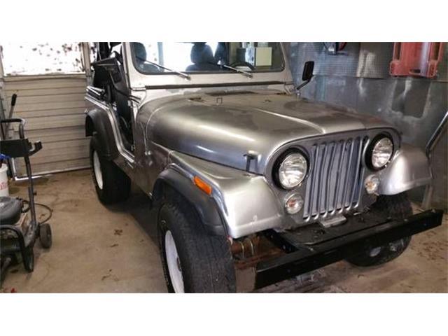 1979 Jeep CJ5 | 753977
