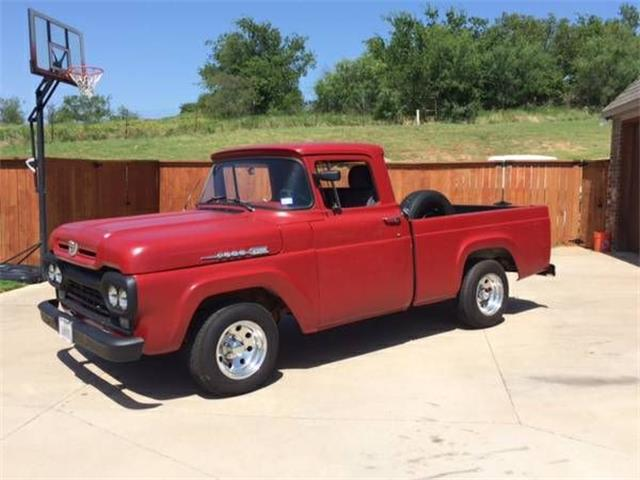 1960 Ford F100 | 753983