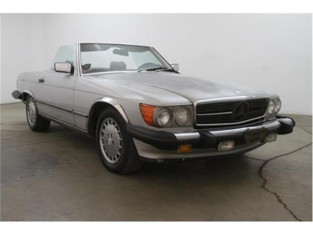 1986 Mercedes-Benz 560SL | 753991