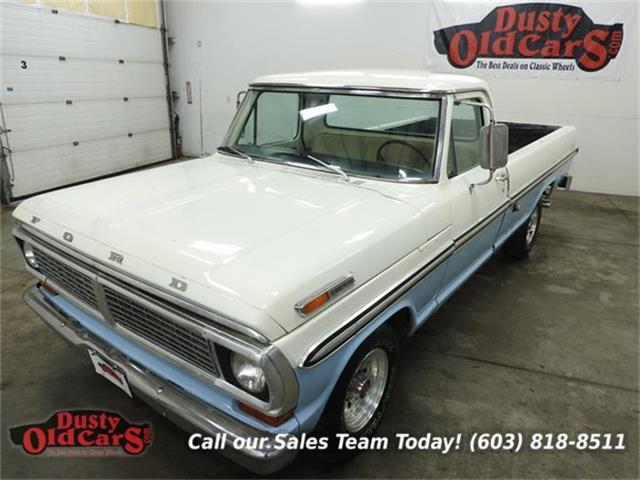 1970 Ford F100 | 754040