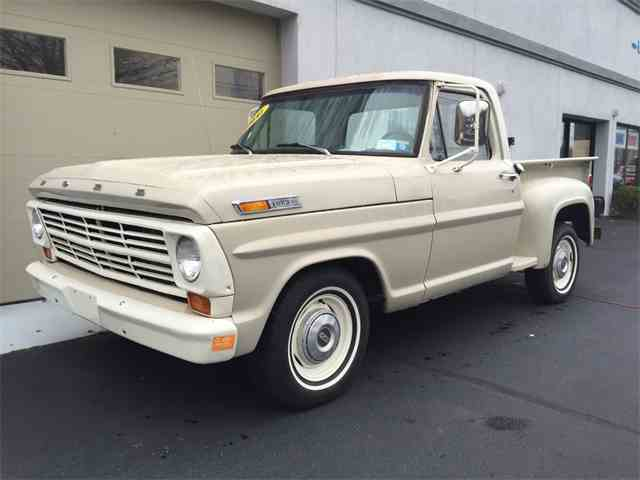 1968 Ford F100 | 754045