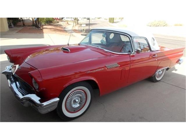 1957 Ford Thunderbird | 754127