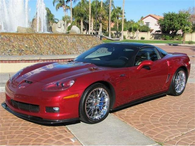 2010 Chevrolet Corvette | 754129