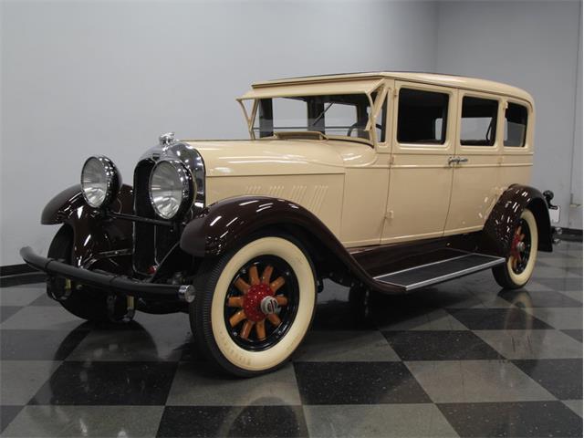 1928 Auburn 8.88 sedan | 754141