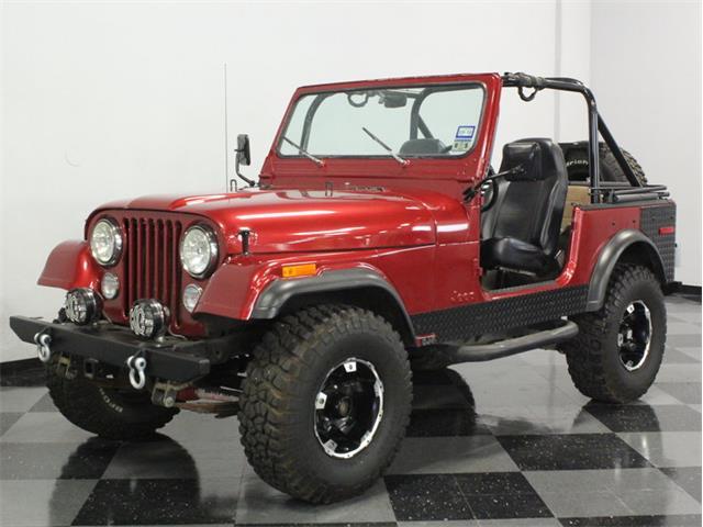 1976 Jeep CJ7 | 754145