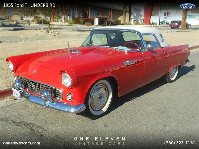 1955 Ford Thunderbird | 754152