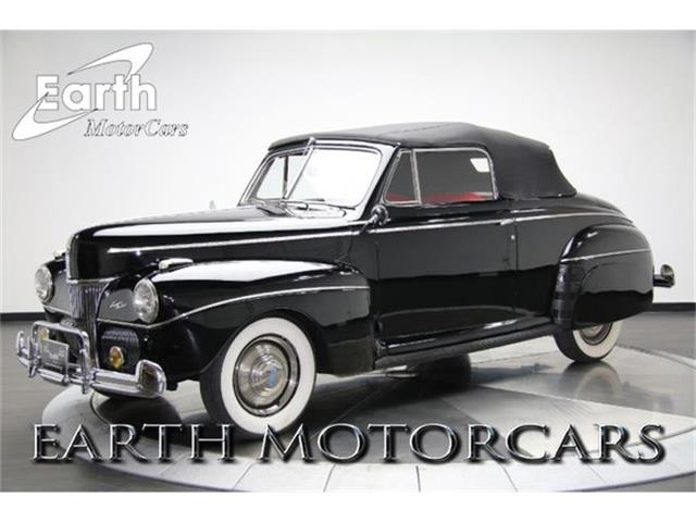 1941 Ford V-8 Super Deluxe Convertible | 754184