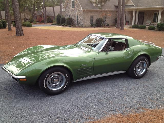 1972 Chevrolet Corvette Stingray | 754192