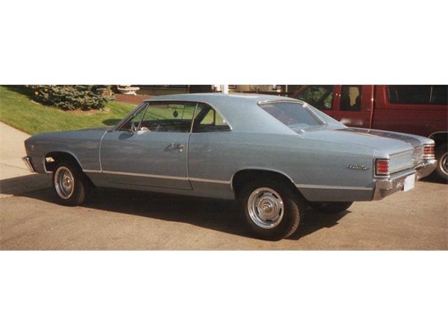 1967 Chevrolet Chevelle Malibu | 754196