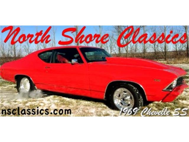 1969 Chevrolet Chevelle | 754213