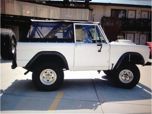 1967 Ford Bronco | 754222