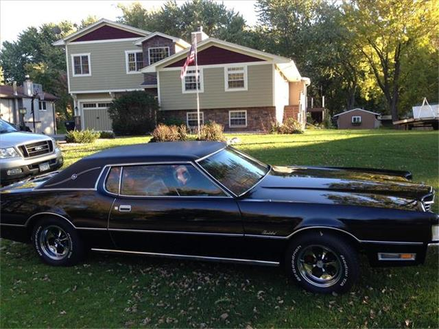 1972 Ford Thunderbird | 754243