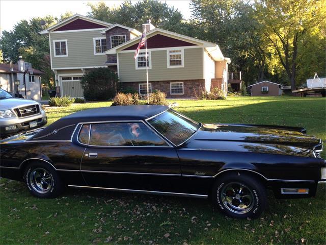1972 Ford Thunderbird   754243