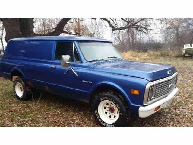 1968 Chevrolet Sedan Delivery | 754247