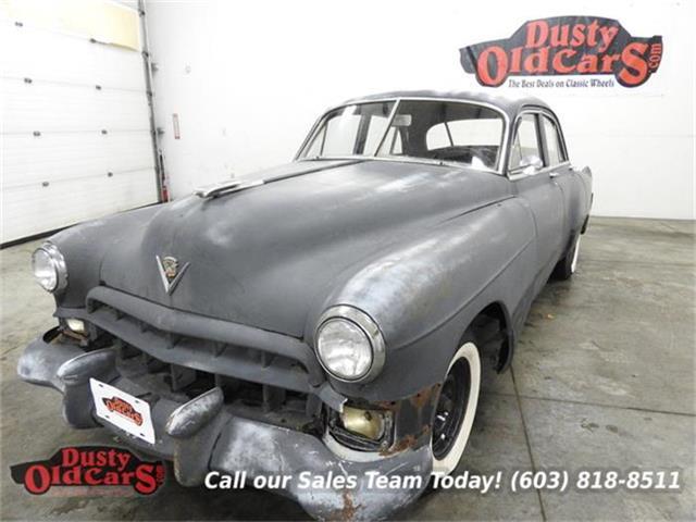 1949 Cadillac Sedan | 754253