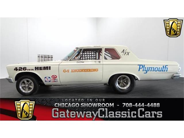 1965 Plymouth Belvedere | 754271