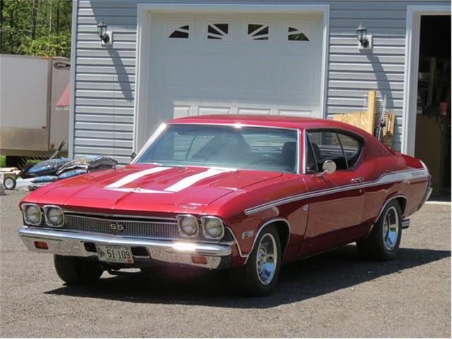1968 Chevrolet Chevelle SS | 754292