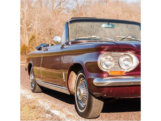 1963 Chevrolet Corvair | 754362