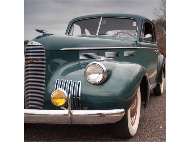 1940 LaSalle Coupe | 754365