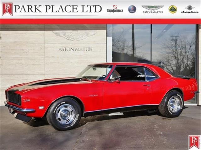 1968 Chevrolet Camaro RS Z28 | 754373