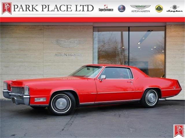 1969 Cadillac Eldorado   754378