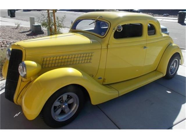 1935 Ford 5-Window Coupe | 754380