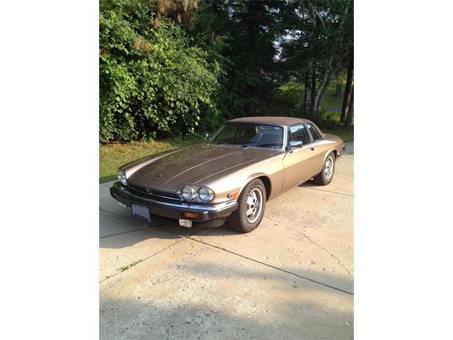 1988 Jaguar XJSC | 754400