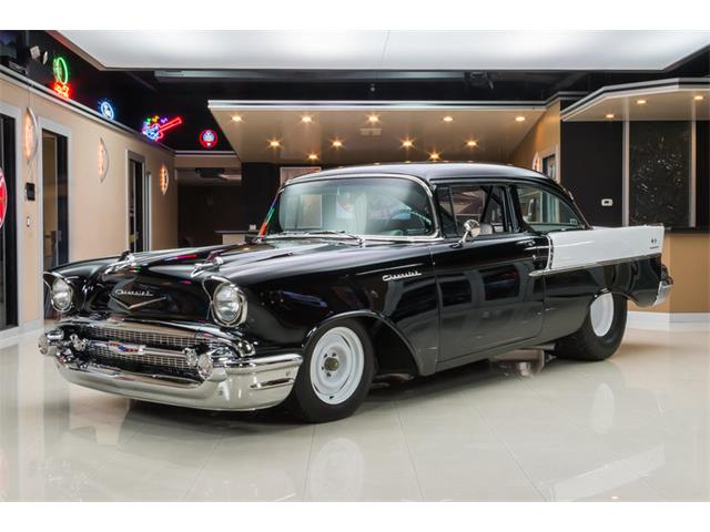 1957 Chevrolet 150 Bel Air Black Widow Recreation | 754409