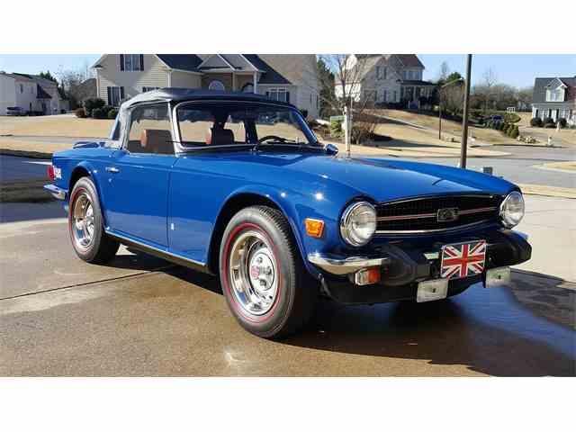 1975 Triumph TR6 | 754566