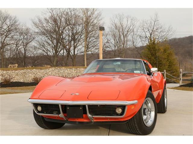 1969 Chevrolet Corvette Stingray   754568