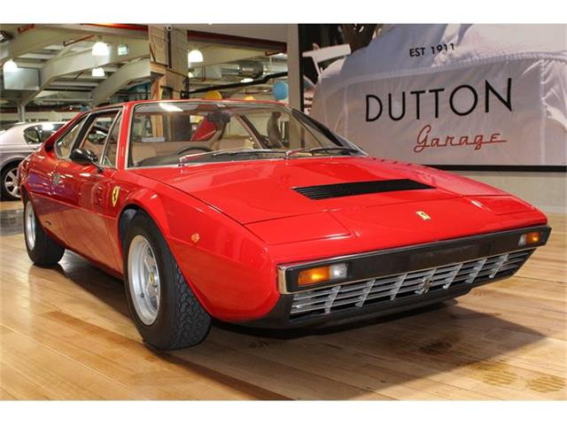 1978 Ferrari Dino 308 GT4   754649