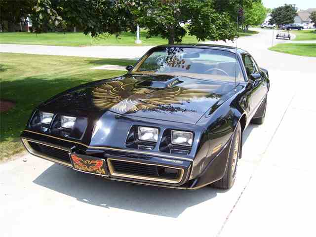 1979 Pontiac Firebird Trans Am | 754652