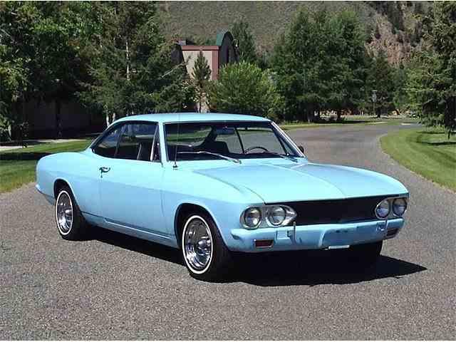 1967 Chevrolet Corvair Monza | 754847