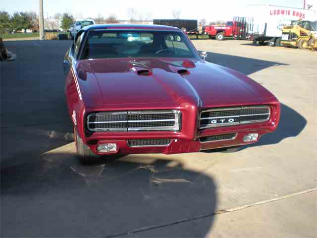 1969 Pontiac GTO | 754849