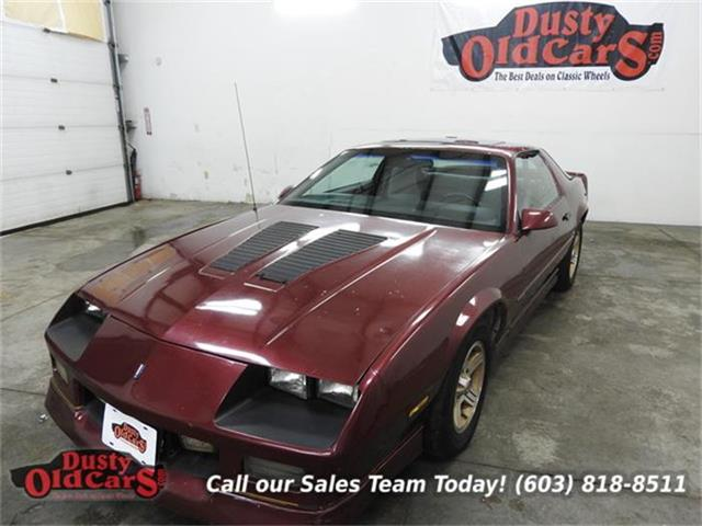 1989 Chevrolet Camaro | 754859